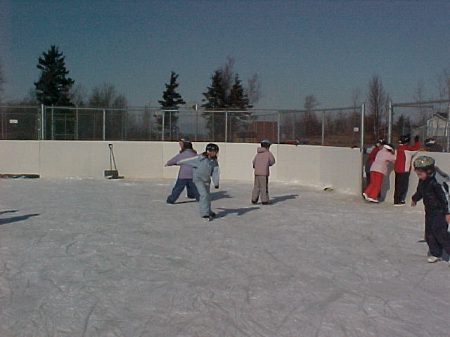 Youth Skating